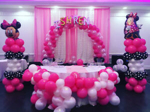 Balloon Decoration Birthday Party Wedding All Events