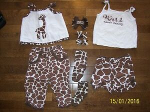 Gymboree 'Safari Fashion' Set, Size 3T