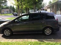 """Mazda5 2007 """"6 passagers"""""""