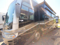 40' Class A motor home for mature individual(s) travelling south