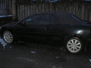 2002 Chrysler Sebring convertible Coupe (2 door)