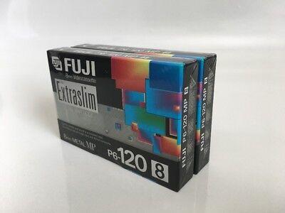 Кассеты и диски Fuji 8mm Metal