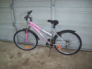 WOMENS 21 SPEED BICYCLE