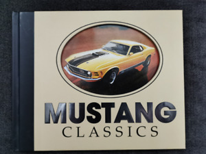Ford Mustang Classics Book