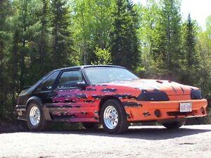 1987 Ford Mustang Hatchback
