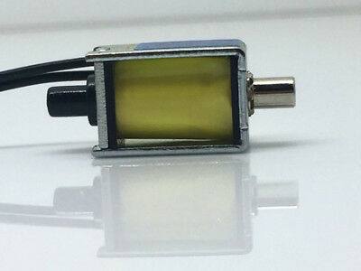 Dc 5v 6v Mini Micro Electric Solenoid Air Valve Nc Normally Closed Type Control