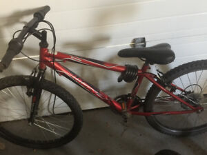 Youth Huffy Mountain Bike