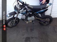 125 welsh pitbike