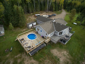 OPEN HOUSE Saturday! 39 OIlikkala Rd