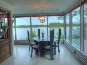 **Charming Winter Lake House Getaway for one Discerning Family**