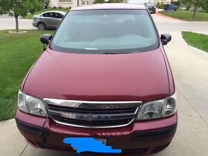 Need Gone Asap! 2005 Chevrolet Venture Extended Selling It As Is