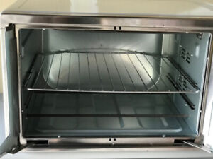 Convection counter top oven