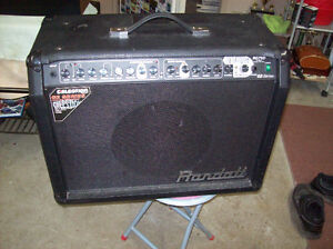 RANDALL RG 75D GUITAR AMPLIFIER