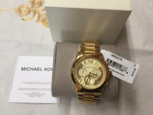 Brand New MK Watch