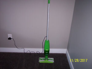 Swiffer Sweeper + Vac PLUS Shark Rechargeable Sweeper