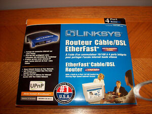Linksys Etherfast Cable/DSL Router