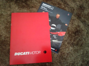 2001 Ducati Promotional Package