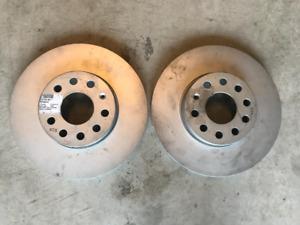Brand new OEM VW Jetta/Golf 2005-2018 front rotors