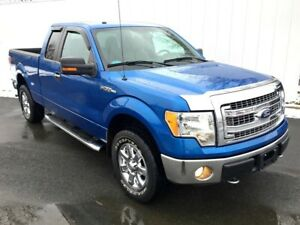 2013 Ford F-150 XLT/XTR SuperCab 4x4