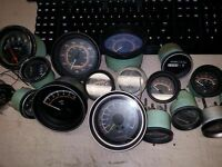 Boat console Gauges various types 5$ and 10$ each