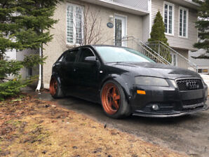 AUDI A3 S-line Stage 2 (300hp)