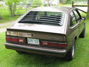 1985 Chevrolet Citation X11 rare 2dr hatch w/ rear louvres