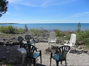 Tobermory- waterfront cottage for rent