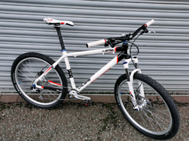"Custom build Mountain Bike, Calibre, rockshox, aka ""Jazz"""