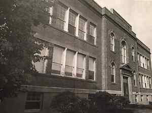 Old West end - Heated - One Bedroom Plus Den in Historic School