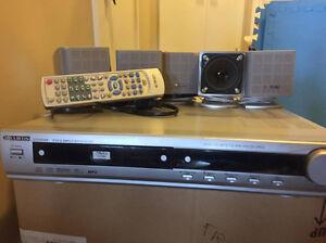 $50.00 OBO Surround sound system/DVD/Radio Edmonton Edmonton Area image 1