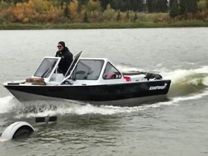 Extreme Duty 1775 Kingfisher, 2016 with only 44 hours!