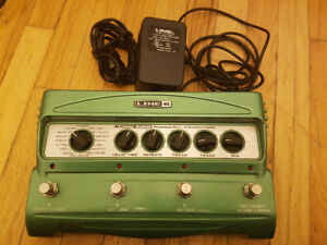 Line 6 DL4 Delay Modeler /w Power Supply