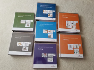 Carson Dunlop Home Inspection Books (2018-Brand New)