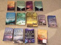 Jack Reacher novels