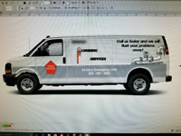 CUSTOM DECALS AND ADVERTISING AUTOMOTIVE COMMERCIAL