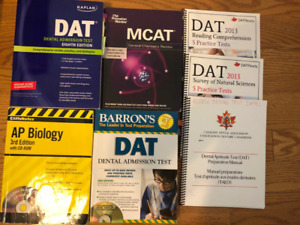 Selling DAT Study Materials