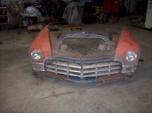 1950 Mercury/Monarch complete front clip
