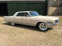 1964 BUICK ELECTRA 225 - CLASSIC AMERICAN CAR - ALL ORIGINAL - LOW MILES