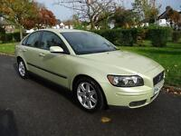 Volvo S40 2.0 D S 4dr 2005 (54 reg), Saloon BLUETOOTH, ONE PREVIOUS OWNER