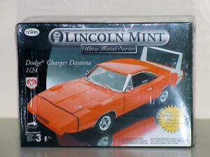 Lincoln Mint Dodge Charger Daytona 1:24 Scale Diecast