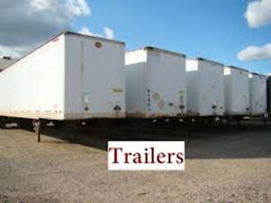 53 ft Trailers For Sale !!!!!!!!!!!!!!!!!!!