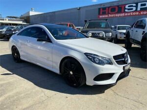 2015 Mercedes-Benz E-Class C207 806MY E250 7G-Tronic + 7 Speed Sports Automatic Coupe