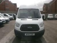 Ford Transit T350 L3 2.2 Tdci 155Ps H3 Trend Van DIESEL MANUAL WHITE (2016)