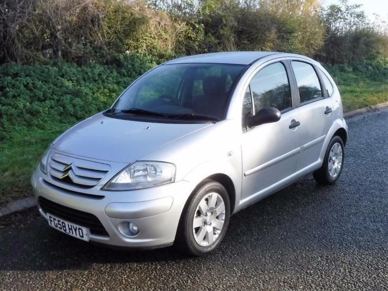 2008 citroen c3 cachet 1 4 hdi 5 door silver manual diesel in pontefract west yorkshire. Black Bedroom Furniture Sets. Home Design Ideas