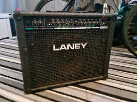 Laney world series 80 combo amp