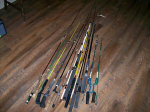 Number Of Fishing Rods