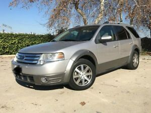 "2008 Ford Taurus X ""Freestyle"""