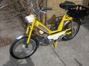 Moped Cady 49cc 1969 Made in France starts/runs well
