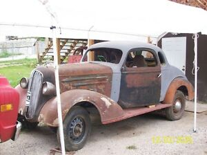 project car 1936 chevy coupe