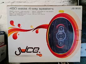 BRAND NEW JUICE 6X9 SPEAKERS